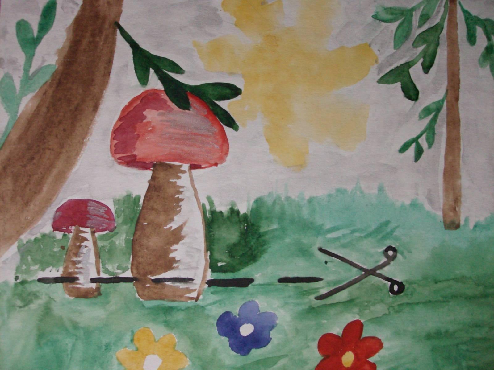 берегите грибы фото